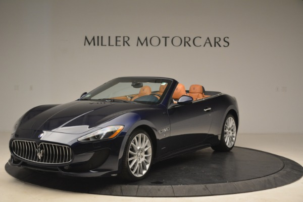 Used 2014 Maserati GranTurismo Sport for sale Sold at Aston Martin of Greenwich in Greenwich CT 06830 2