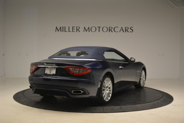 Used 2014 Maserati GranTurismo Sport for sale Sold at Aston Martin of Greenwich in Greenwich CT 06830 21
