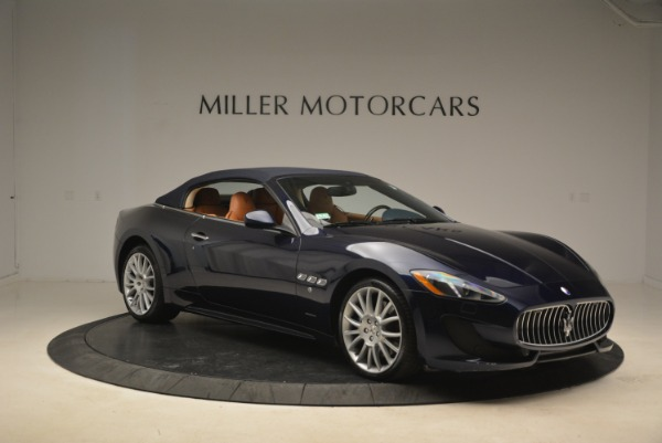 Used 2014 Maserati GranTurismo Sport for sale Sold at Aston Martin of Greenwich in Greenwich CT 06830 22