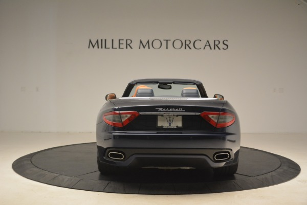 Used 2014 Maserati GranTurismo Sport for sale Sold at Aston Martin of Greenwich in Greenwich CT 06830 8
