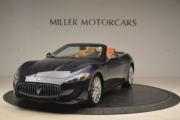 Used 2014 Maserati GranTurismo Sport for sale Sold at Aston Martin of Greenwich in Greenwich CT 06830 1