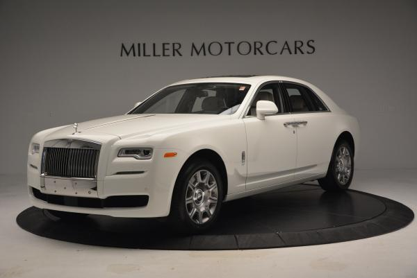 Used 2016 Rolls-Royce Ghost Series II for sale Sold at Aston Martin of Greenwich in Greenwich CT 06830 3