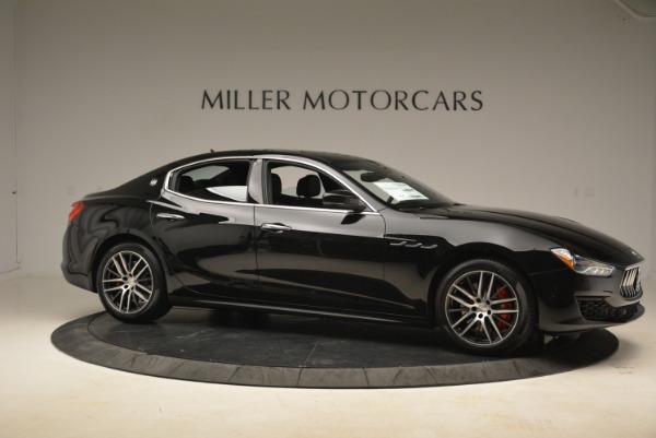New 2018 Maserati Ghibli S Q4 for sale Sold at Aston Martin of Greenwich in Greenwich CT 06830 11