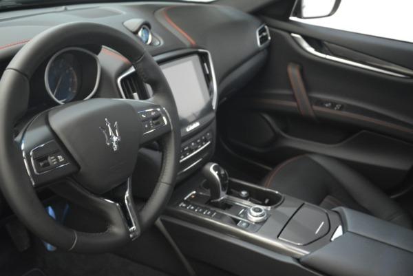 New 2018 Maserati Ghibli S Q4 for sale Sold at Aston Martin of Greenwich in Greenwich CT 06830 16
