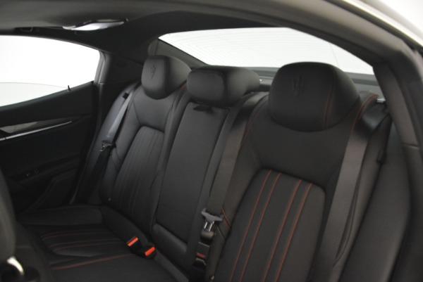 New 2018 Maserati Ghibli S Q4 for sale Sold at Aston Martin of Greenwich in Greenwich CT 06830 25