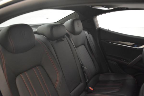 New 2018 Maserati Ghibli S Q4 for sale Sold at Aston Martin of Greenwich in Greenwich CT 06830 28