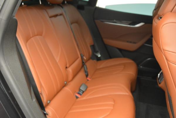 New 2018 Maserati Levante S Q4 GranSport for sale Sold at Aston Martin of Greenwich in Greenwich CT 06830 28