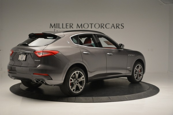 New 2018 Maserati Levante S Q4 GranSport for sale Sold at Aston Martin of Greenwich in Greenwich CT 06830 10