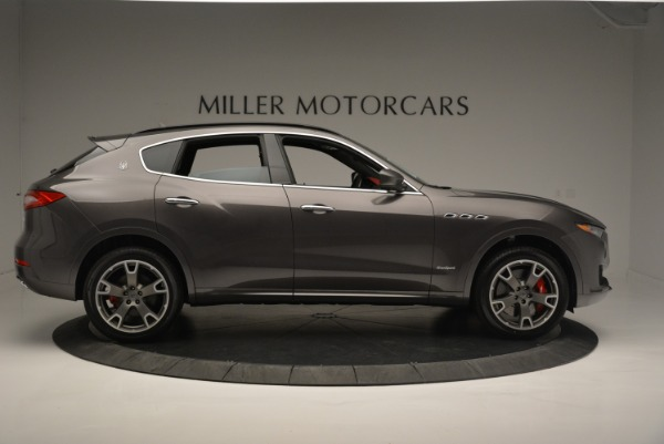 New 2018 Maserati Levante S Q4 GranSport for sale Sold at Aston Martin of Greenwich in Greenwich CT 06830 11