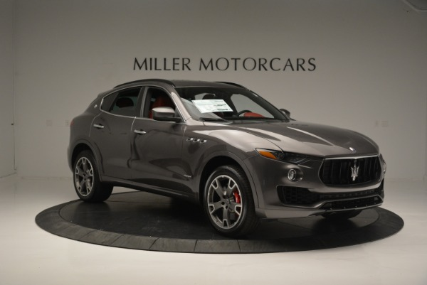 New 2018 Maserati Levante S Q4 GranSport for sale Sold at Aston Martin of Greenwich in Greenwich CT 06830 13