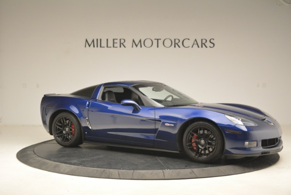 Used 2006 Chevrolet Corvette Z06 for sale Sold at Aston Martin of Greenwich in Greenwich CT 06830 10