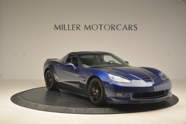 Used 2006 Chevrolet Corvette Z06 for sale Sold at Aston Martin of Greenwich in Greenwich CT 06830 11