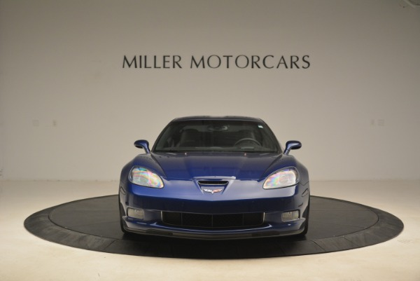 Used 2006 Chevrolet Corvette Z06 for sale Sold at Aston Martin of Greenwich in Greenwich CT 06830 12