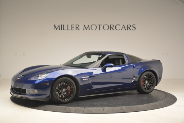 Used 2006 Chevrolet Corvette Z06 for sale Sold at Aston Martin of Greenwich in Greenwich CT 06830 2