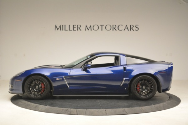 Used 2006 Chevrolet Corvette Z06 for sale Sold at Aston Martin of Greenwich in Greenwich CT 06830 3