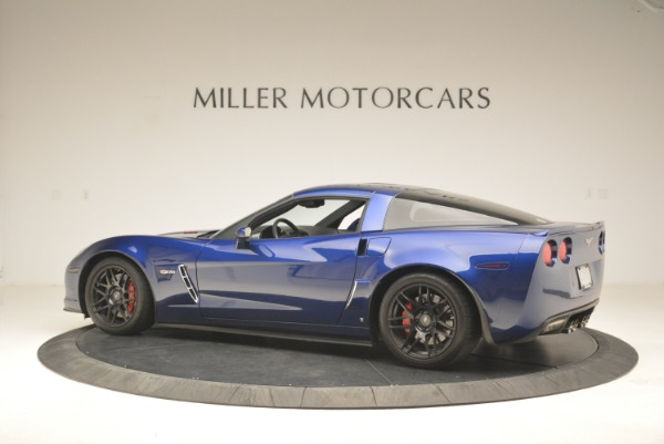 Used 2006 Chevrolet Corvette Z06 for sale Sold at Aston Martin of Greenwich in Greenwich CT 06830 4