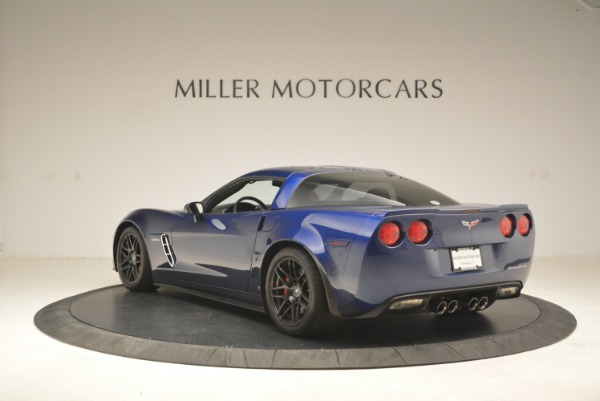 Used 2006 Chevrolet Corvette Z06 for sale Sold at Aston Martin of Greenwich in Greenwich CT 06830 5