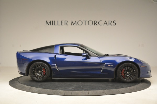 Used 2006 Chevrolet Corvette Z06 for sale Sold at Aston Martin of Greenwich in Greenwich CT 06830 9