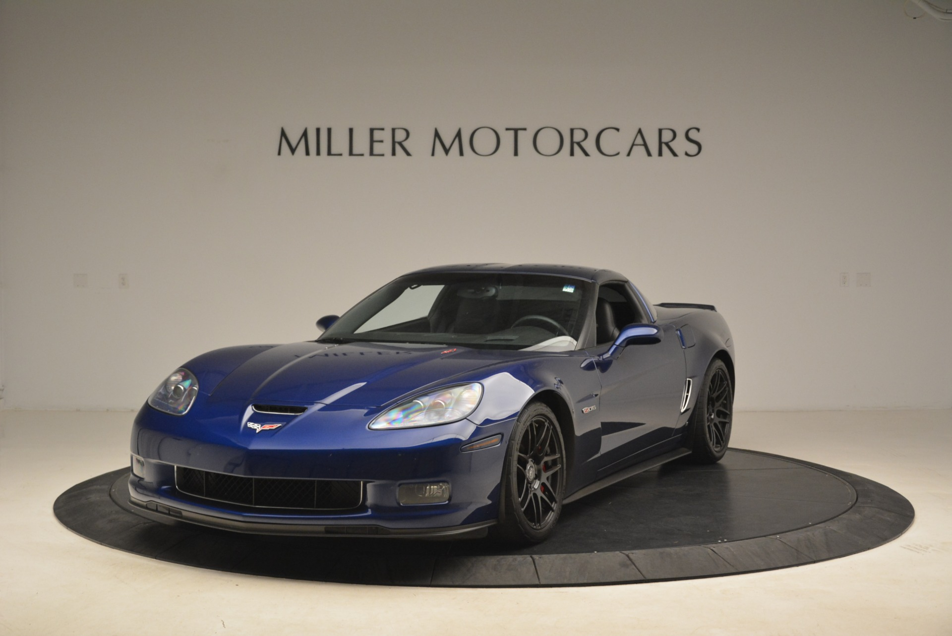Used 2006 Chevrolet Corvette Z06 for sale Sold at Aston Martin of Greenwich in Greenwich CT 06830 1