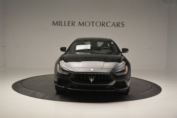 New 2018 Maserati Ghibli SQ4 GranSport Nerissimo for sale Sold at Aston Martin of Greenwich in Greenwich CT 06830 12