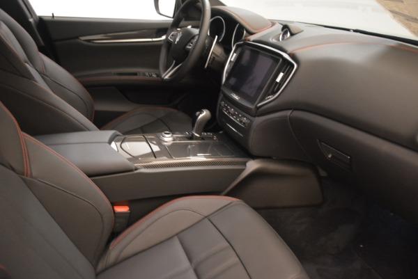 New 2018 Maserati Ghibli SQ4 GranSport Nerissimo for sale Sold at Aston Martin of Greenwich in Greenwich CT 06830 16