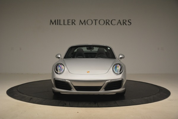 Used 2017 Porsche 911 Targa 4S for sale Sold at Aston Martin of Greenwich in Greenwich CT 06830 12