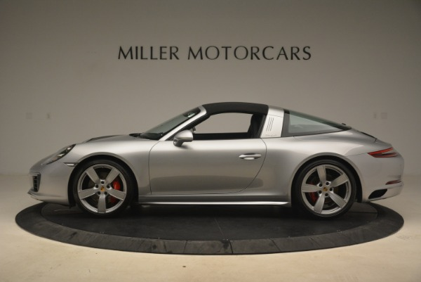 Used 2017 Porsche 911 Targa 4S for sale Sold at Aston Martin of Greenwich in Greenwich CT 06830 15