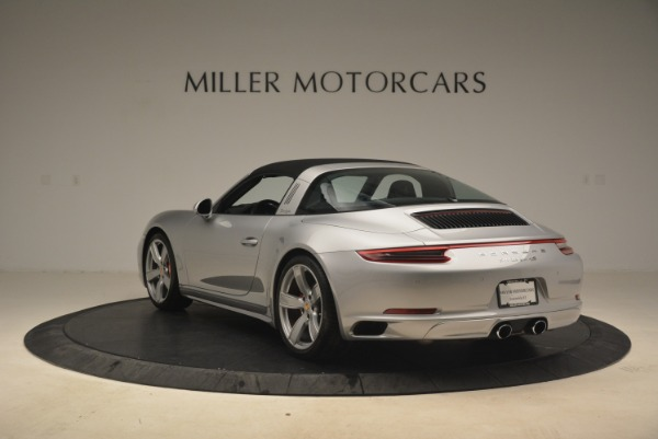 Used 2017 Porsche 911 Targa 4S for sale Sold at Aston Martin of Greenwich in Greenwich CT 06830 17