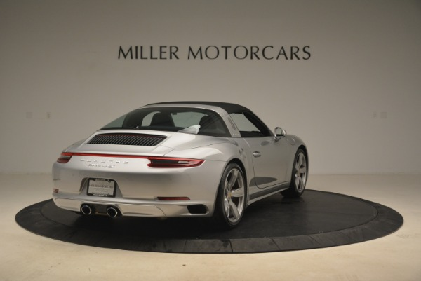 Used 2017 Porsche 911 Targa 4S for sale Sold at Aston Martin of Greenwich in Greenwich CT 06830 19
