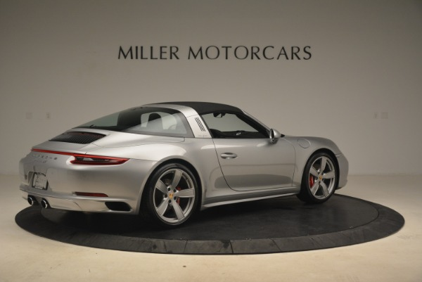 Used 2017 Porsche 911 Targa 4S for sale Sold at Aston Martin of Greenwich in Greenwich CT 06830 20