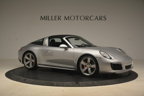 Used 2017 Porsche 911 Targa 4S for sale Sold at Aston Martin of Greenwich in Greenwich CT 06830 22