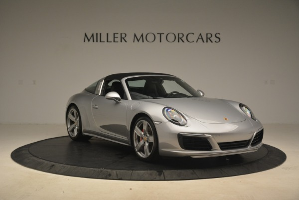 Used 2017 Porsche 911 Targa 4S for sale Sold at Aston Martin of Greenwich in Greenwich CT 06830 23