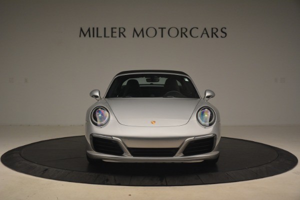 Used 2017 Porsche 911 Targa 4S for sale Sold at Aston Martin of Greenwich in Greenwich CT 06830 24