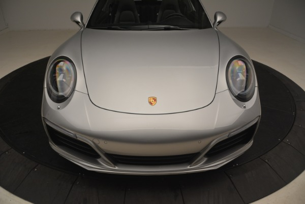 Used 2017 Porsche 911 Targa 4S for sale Sold at Aston Martin of Greenwich in Greenwich CT 06830 25