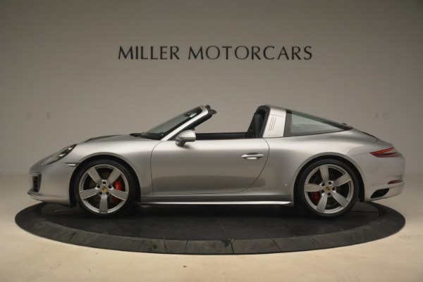Used 2017 Porsche 911 Targa 4S for sale Sold at Aston Martin of Greenwich in Greenwich CT 06830 3