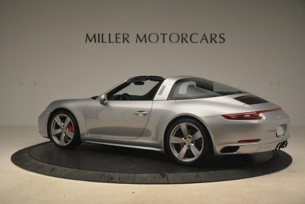 Used 2017 Porsche 911 Targa 4S for sale Sold at Aston Martin of Greenwich in Greenwich CT 06830 4