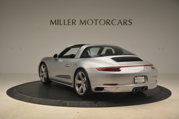 Used 2017 Porsche 911 Targa 4S for sale Sold at Aston Martin of Greenwich in Greenwich CT 06830 5