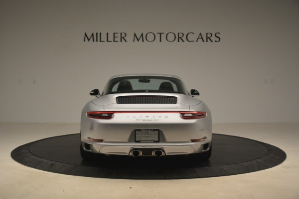 Used 2017 Porsche 911 Targa 4S for sale Sold at Aston Martin of Greenwich in Greenwich CT 06830 6