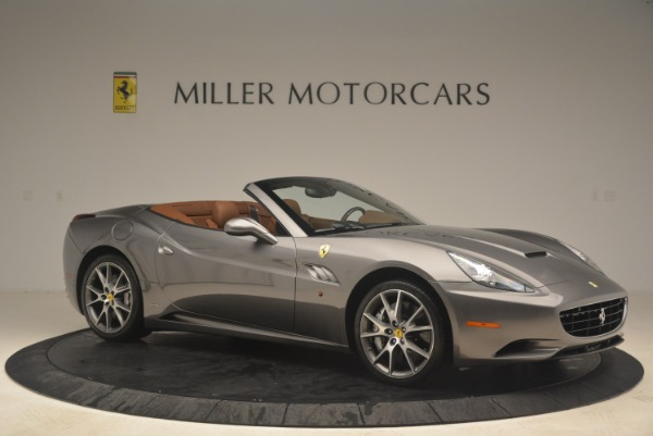 Used 2012 Ferrari California for sale Sold at Aston Martin of Greenwich in Greenwich CT 06830 10