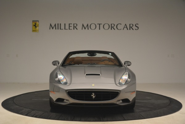 Used 2012 Ferrari California for sale Sold at Aston Martin of Greenwich in Greenwich CT 06830 12