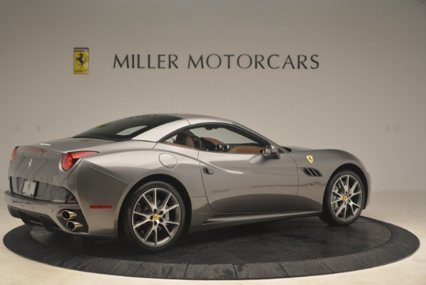 Used 2012 Ferrari California for sale Sold at Aston Martin of Greenwich in Greenwich CT 06830 20