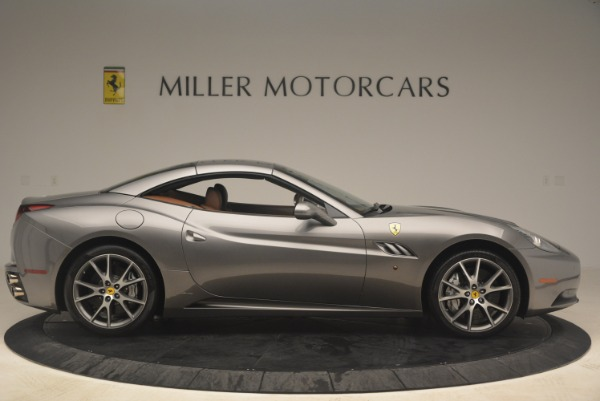 Used 2012 Ferrari California for sale Sold at Aston Martin of Greenwich in Greenwich CT 06830 21
