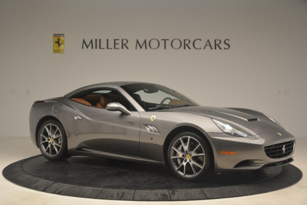 Used 2012 Ferrari California for sale Sold at Aston Martin of Greenwich in Greenwich CT 06830 22