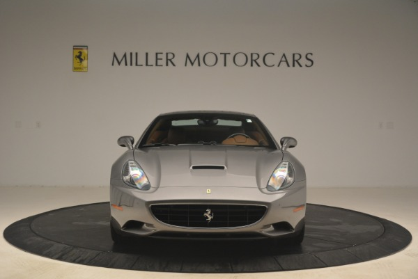 Used 2012 Ferrari California for sale Sold at Aston Martin of Greenwich in Greenwich CT 06830 24