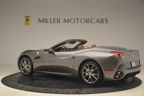 Used 2012 Ferrari California for sale Sold at Aston Martin of Greenwich in Greenwich CT 06830 4