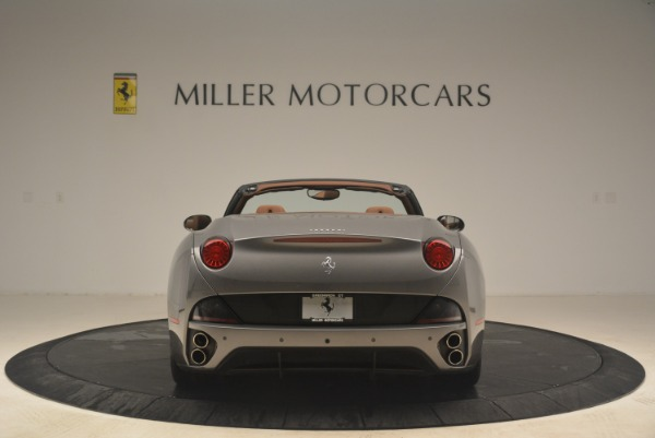 Used 2012 Ferrari California for sale Sold at Aston Martin of Greenwich in Greenwich CT 06830 6