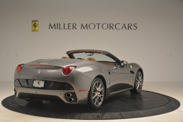 Used 2012 Ferrari California for sale Sold at Aston Martin of Greenwich in Greenwich CT 06830 7