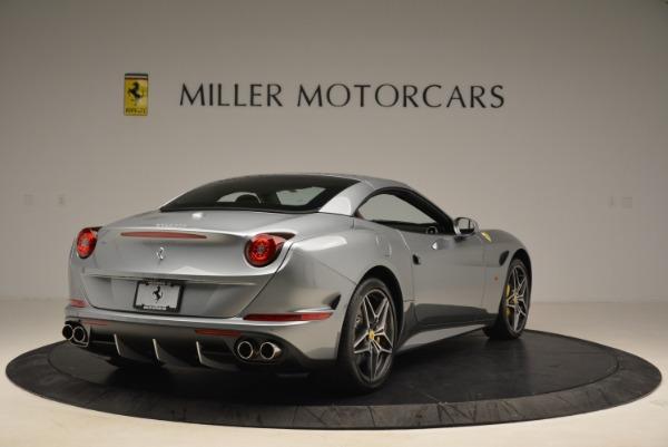 Used 2018 Ferrari California T for sale Sold at Aston Martin of Greenwich in Greenwich CT 06830 19