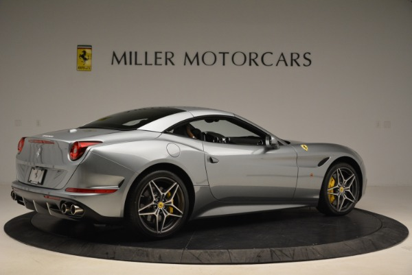Used 2018 Ferrari California T for sale Sold at Aston Martin of Greenwich in Greenwich CT 06830 20