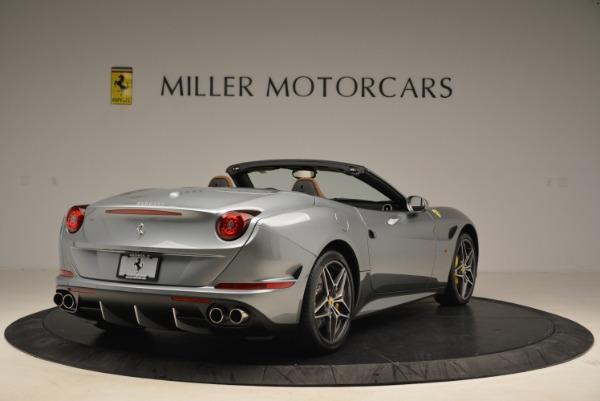 Used 2018 Ferrari California T for sale Sold at Aston Martin of Greenwich in Greenwich CT 06830 7